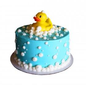 Торт утка
