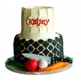 Торт для повара