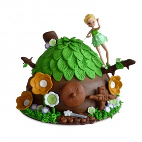 Детский торт фея