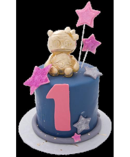 Детский торт на Годик девочке