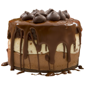 Открытый покрытый шоколадной глазурью