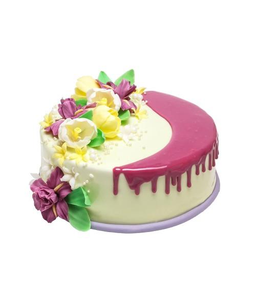 торт на день Святого Валентина (День влюбленных)