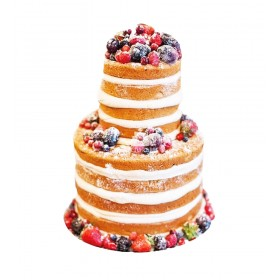 Торт свадебный 78