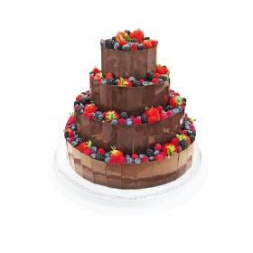 Торт свадебный 70