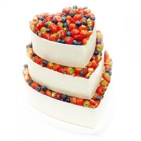 Торт свадебный 48