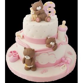 Детский торт на Шесть лет
