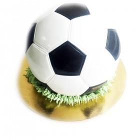 Торты на заказ в форме футбольного мяча