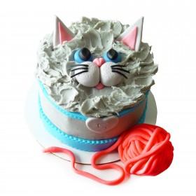 Торт Кошка