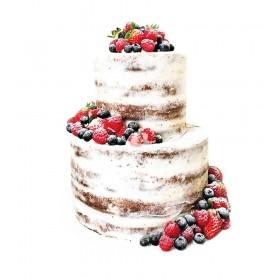 Торт свадебный 68