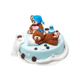 Торт «Мишки»