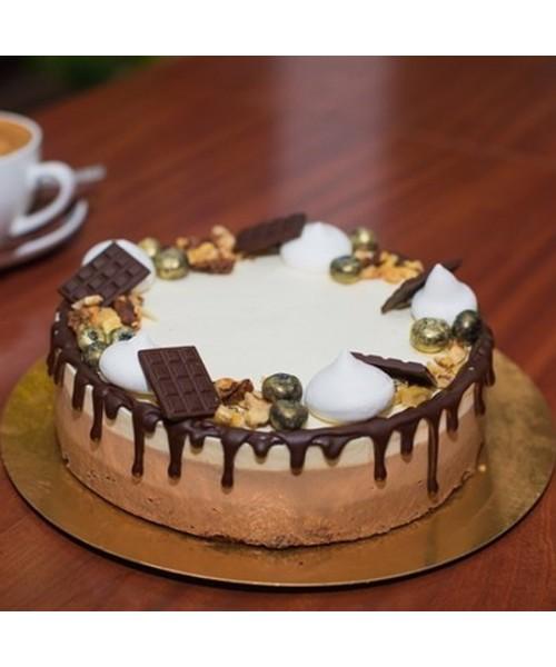 Пенка Торт Три шоколада